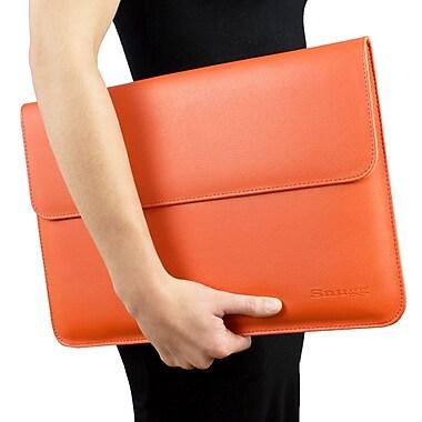 Snugg B00FJ6V7G6 Polyurethane Leather Wallet Case for 13