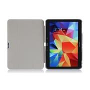 "i-Blason GTAB4-10-3F-BLK Slim Hard Shell Stand Case for 10"" Samsung Galaxy Tab 4, Black"