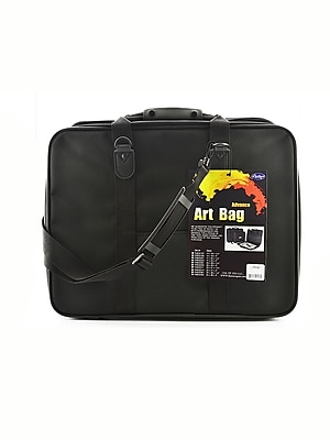 Florence Art Bag Advance 17 in. x 22 in. x 3 in. black