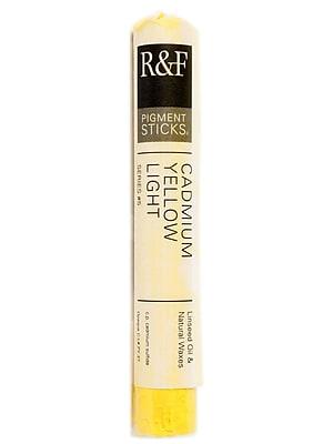 R and F Handmade Paints Pigment Sticks cadmium yellow light 38 ml