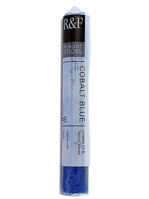 R and F Handmade Paints Pigment Sticks cobalt blue 38 ml