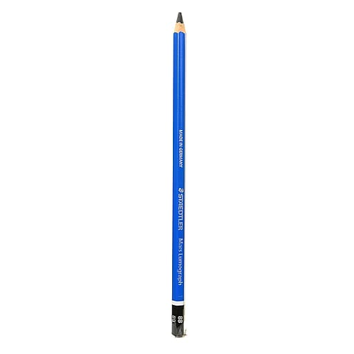 Staedtler Lumograph Pencils 8B [Pack of 12]