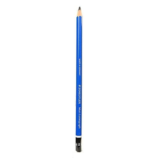 Staedtler Lumograph Pencils 7B [Pack of 12]