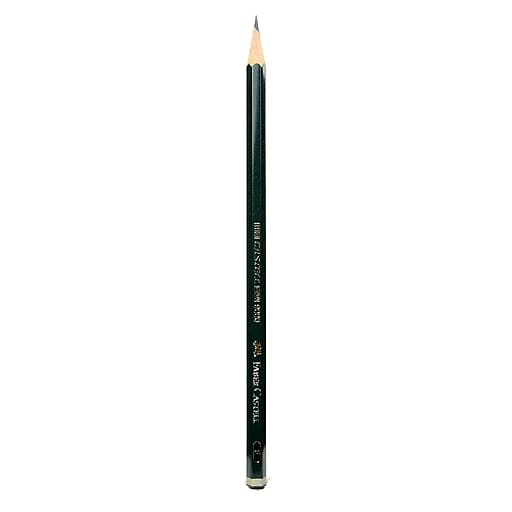 Faber-Castell 9000 Drawing Pencils F [Pack of 12]