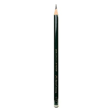 Faber-Castell 9000 Drawing Pencils 8B [Pack of 12]
