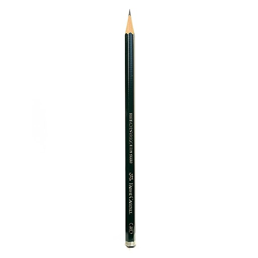 Faber-Castell 9000 Drawing Pencils 3H [Pack of 12]