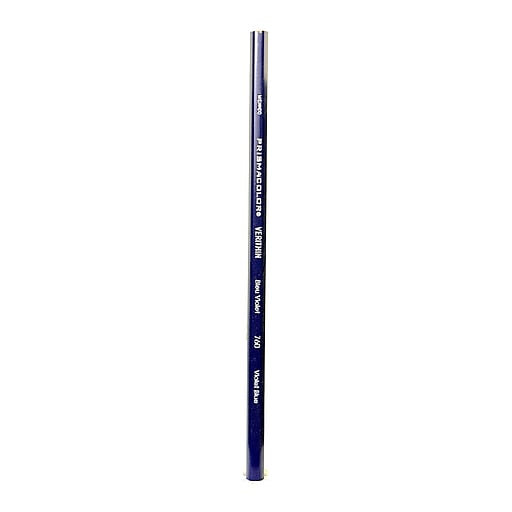Prismacolor Verithin Colored Pencils violet blue 760 [Pack of 24]