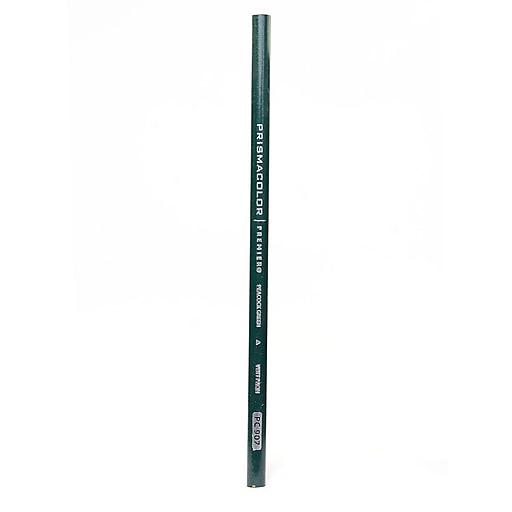 Prismacolor Premier Colored Pencils, Peacock Green no 907, 12/Pack (23593-PK12)