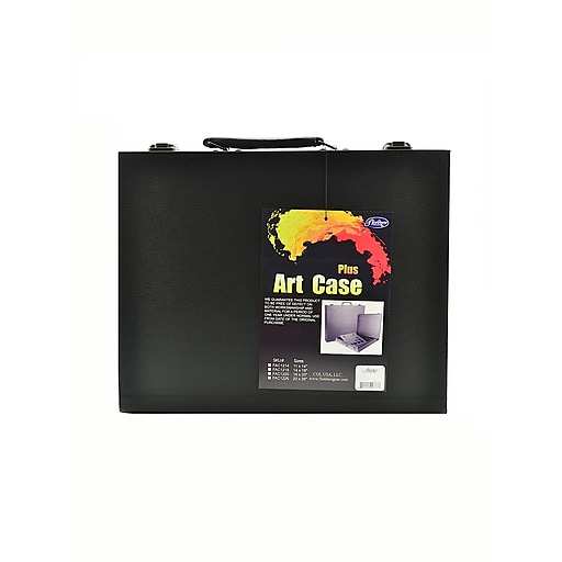 Florence Art Case Plus 11 in. x 14 in. black