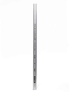 Prismacolor Premier Colored Pencils, Metallic Silver 949, 12/Pk