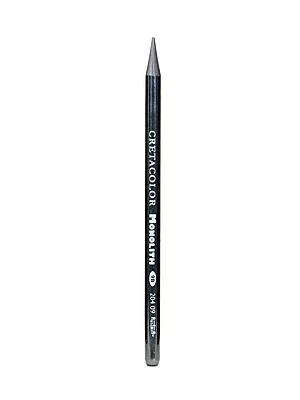 Cretacolor Monolith Woodless Graphite Pencil 9B [Pack of 12]