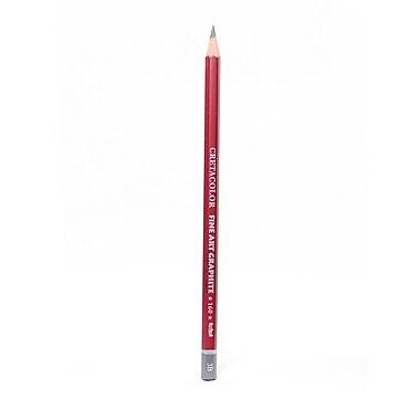 Cretacolor Fine Art Graphite Pencils 3B [Pack of 24]