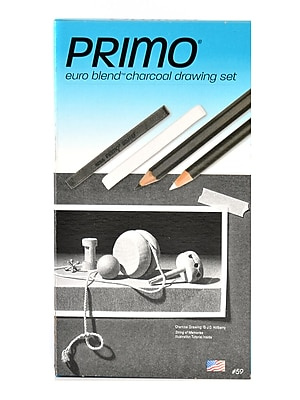 General's Primo Euro Blend Charcoal Deluxe Set #59 each