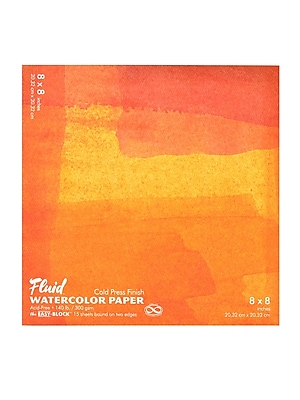 Global Art Fluid Cold Press Watercolor Paper 8