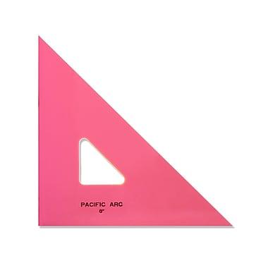 Pacific Arc Professional Fluorescent Triangles, 6