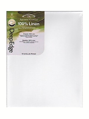 Winsor and Newton Artists' Deep Edge Linen Canvas 16 in. x 20 in.