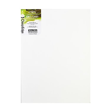Winsor and Newton Artists' Deep Edge Linen Canvas 18 in. x 24 in.