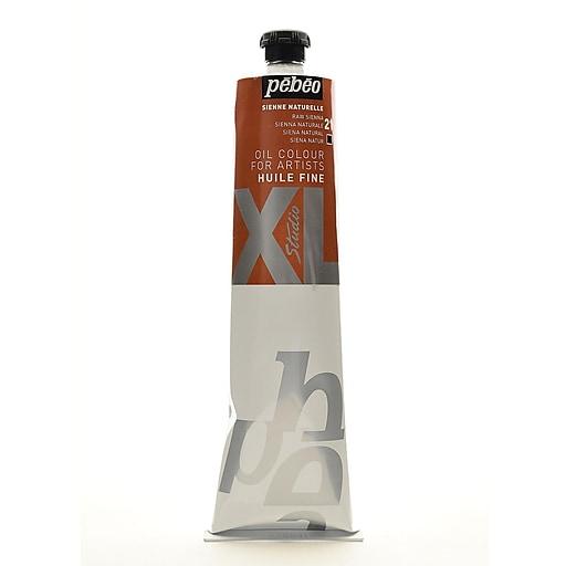 Pebeo Studio XL Oil Paint raw sienna 200 ml [Pack of 2]