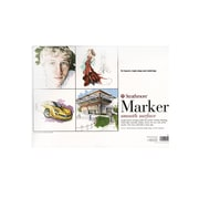 Strathmore 500 Series Marker Paper Pad 14 in. x 17 in. 50 sheets