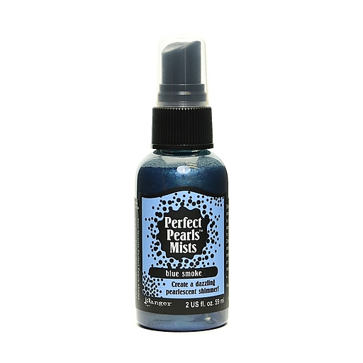 Ranger Perfect Pearl Mists blue smoke 2 oz. bottle [Pack of 3]