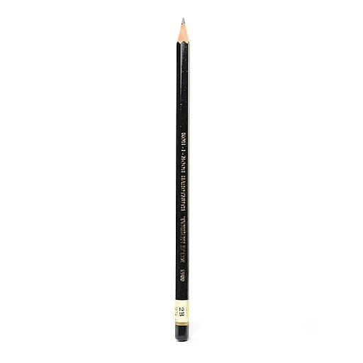 Koh-I-Noor Toison d'Or Graphite Pencils, 2B [Pack of 24]