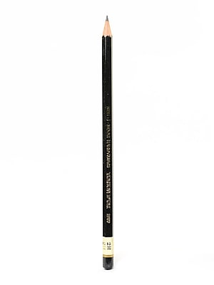Koh-I-Noor Toison d'Or Graphite Pencils, 2H [Pack of 24]
