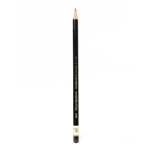 Koh-I-Noor Toison d'Or Graphite Pencils, 2H [Pack of 24]