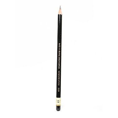 Koh-I-Noor Toison d'Or Graphite Pencils, 4B [Pack of 24]
