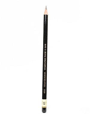 Koh-I-Noor Toison d'Or Graphite Pencils, 4B [Pack of 24]