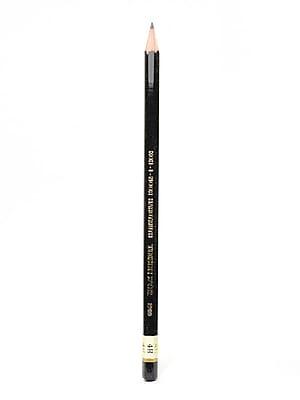 Koh-I-Noor Toison d'Or Graphite Pencils, 4H [Pack of 24]