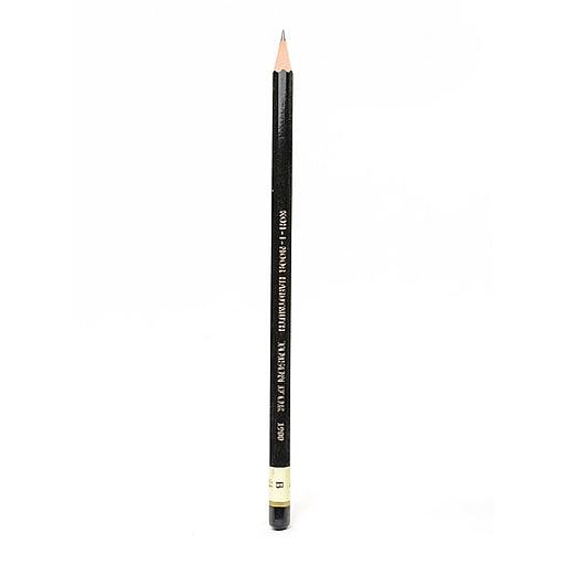 Koh-I-Noor Toison d'Or Graphite Pencils, B [Pack of 24]