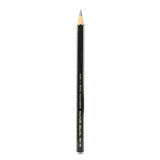 Koh-I-Noor Magnum Black Star Graphite Pencil, HB [Pack of 36]