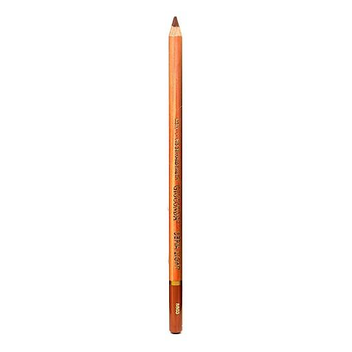 Koh-I-Noor Gioconda Artist's Pencils, Sepia Light [Pack of 12]