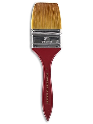 Winsor and Newton Series 965 Golden Nylon and Natural Hair Wash Brushes 2