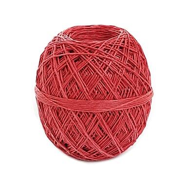 Toner Crafts Hemp Balls #20 400 ft red [Pack of 2]