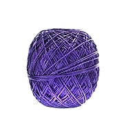 Toner Crafts Hemp Balls #20 400 Ft Purple [Pack Of 2]
