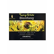 Bienfang Young Artists Sketchbooks 12 In. X 18 In. 50 Sheets [Pack Of 3]