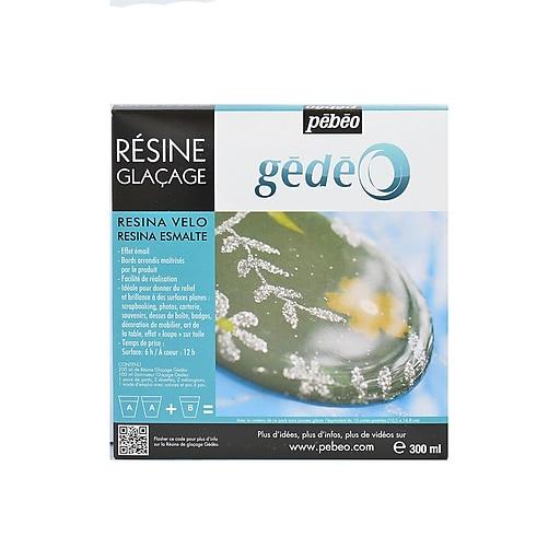 Pebeo Gedeo Glazing Resin 300 Ml