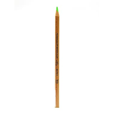 Prismacolor Watercolor Pencils spring green [Pack of 12]