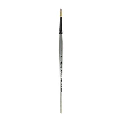 Robert Simmons Titanium Brushes Long Handle Single Stock 6 Round TT45 (59077)