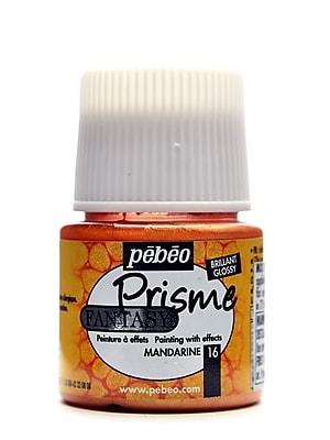 Pebeo Fantasy Prisme Effect Paint mandarin 45 ml [Pack of 3]
