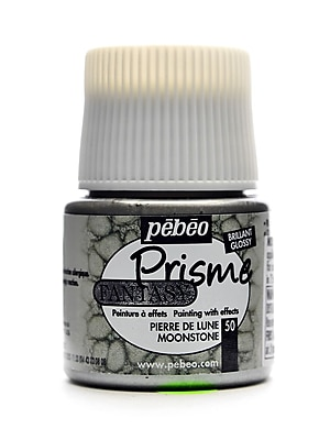 Pebeo Fantasy Prisme Effect Paint moonstone 45 ml [Pack of 3]