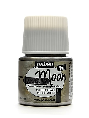 Pebeo Fantasy Moon Effect Paint veil of smoke 45 ml [Pack of 3]