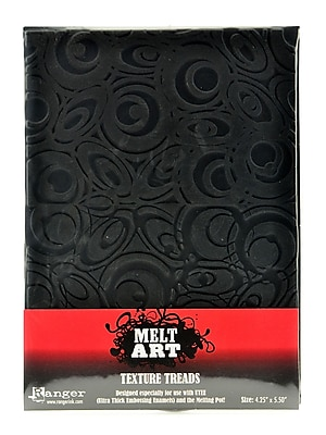 Ranger Melt Art Texture Treads mod circles [Pack of 2]