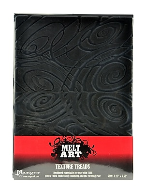 Ranger Melt Art Texture Treads mod swirls [Pack of 2]