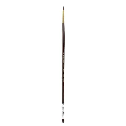 Winsor and Newton Galeria Long Handled Brushes 2 round