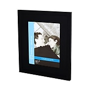 Pinnacle Frames & Accents Gallery Solutions Gallery Frames Black 8 In.X10 In. 5 In.X7 In. Opening