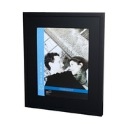 Pinnacle Frames and Accents Gallery Solutions Gallery Frames black 16 in. x 20 in. 11 in. x 14 in. opening