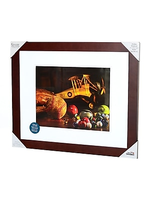 Pinnacle Frames and Accents Gallery Solutions Gallery Frames espresso 16 in. x 20 in. 11 in. x 14 in. opening