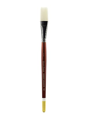 Robert Simmons White Sable Short Handle Brushes 3/4 in. One Stroke 721 (13052)